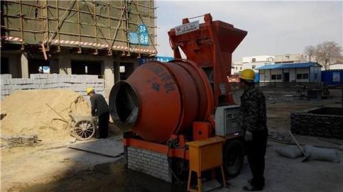 中国发明全自动搅拌机收益提高10倍