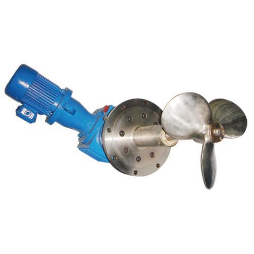 侧搅拌齿轮减速机