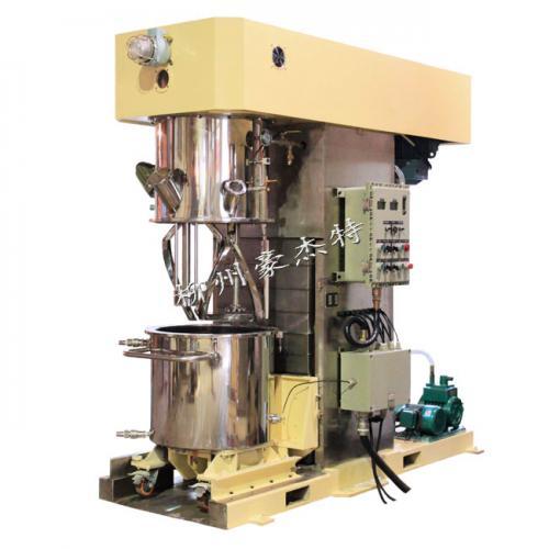 双行星乳化动力搅拌机-100L—